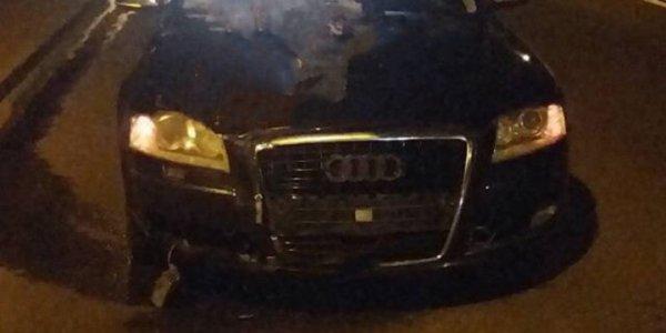 Оглашен приговор по делу о смертельном ДТП в Лиде: От удара Audi A8 пешехода буквально разорвало на части