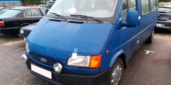 Автовор угнал автомобиль в Лидском районе, но его задержали пьяным в Гродно