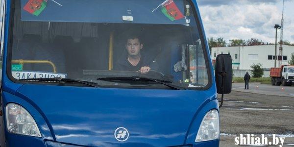 Лучшие водители Гродненщины работают в Лиде