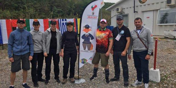 Лидчанин в командном составе занял 1 место на III Всемирных играх полицейских