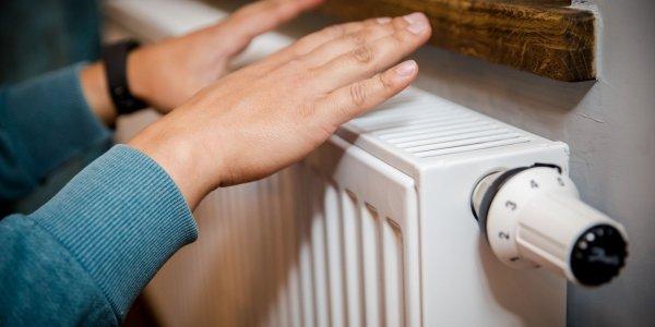 Сегодня включат отопление в жилых домах Лидчины