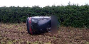 Вчера примерно в 14.20 в Щучинском районе погиб водитель.
