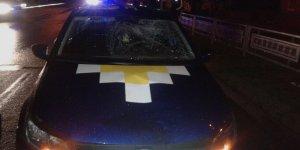 Утром в Лиде такси насмерть сбило 81-летнего мужчину