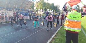 Команда Лидского района заняла 2 место в соревнованиях