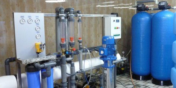 Канализационные насосные станции от компании Промышленная водоочистка