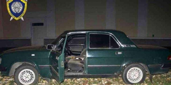 Житель Лиды с 1,77 промилле угнал автомобиль начальника