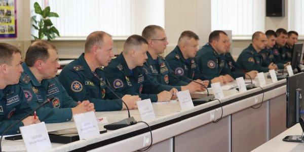 В Лиде завершился семинар руководящих работников по чрезвычайным ситуациям Республики Беларусь