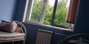 В Лидской больнице пациент выпрыгнул из окна