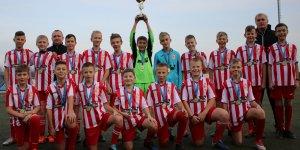 Футболисты из Лиды выиграли летний чемпионат Гродненской области