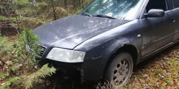 Лидские пограничники со стрельбой останавливали автомобиль у границы