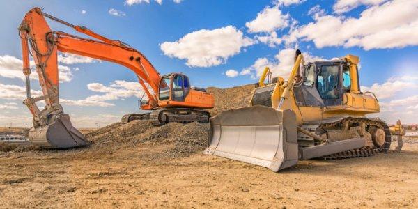 Лизинг строительных машин и его преимущества