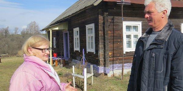 Чем живет деревня Корытница, которая оказалась отрезанной от Лидского района