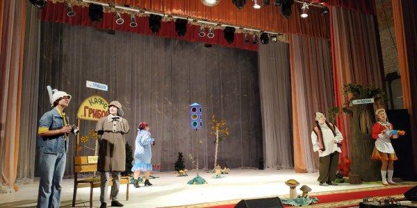 Город Лида посетил Слонимский драматический театр