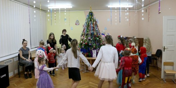 В Лиде прошел семейный праздник «Наш волшебный Новый год»