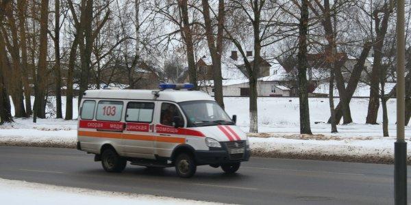 В Лидском районе женщина получила ожоги при тушении дома