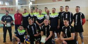 Волейболисты из Лиды заняли второе место на соревнованиях в Слониме