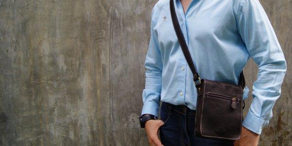 Как выбрать сумки через плечо?