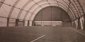 В Лиде планируют построить крытую футбольную площадку