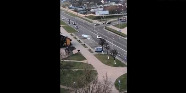 Сегодня президент Беларуси приедет в Берёзовку. + ДТП Видео