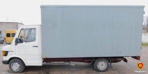 В Лиде мужчина изменил VIN-код грузовика. На него завели уголовное дело