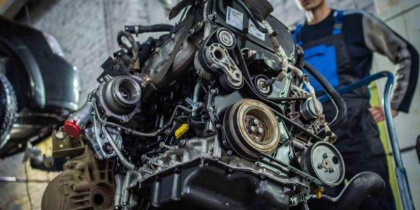 Ремонт двигателя в Минске
