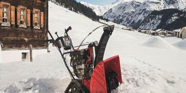 Советы по выбору снегоуборочного оборудования