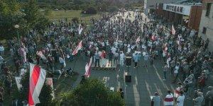 Митинг Светланы Тихановской в Лиде 24.07.2020. Фотофакт