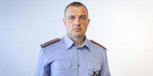 «Некоторые назвали предателем». Подполковник из Лиды подал рапорт об увольнении, у РОВД его встречали горожане